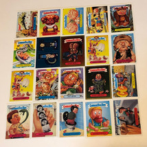 GARBAGE PAIL KIDS MIXED LOT trading cards 2004 topps 20 foil gold blue sticker 3 - $23.76