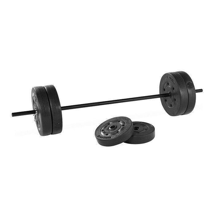 XL Mega Weight Set 240 Lbs Bench Weights Bar Press Barbell Dumbbell SuperSet Gym image 5