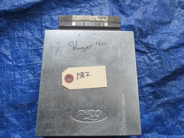 2001 Ford Ranger 4.0L 1L5A-12A650-BFA Engine Computer ECM PCM ECU MP2-111