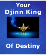 5x100 Custom Cast Your Djinn King Of Destiny All Wishes Granted Betweena... - $165.43