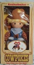"""Vintage 1981 Cowpokes 12"""" Boy Doll - Raggedy Cowboy - $84.63"""