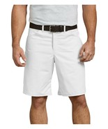 "SIze 32: Men's White 10"" Relaxed Fit Utlity Painter Shorts - $19.95"