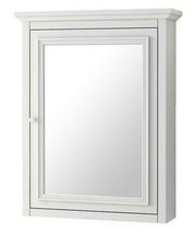 """NEW Home Decorators Fremont 24"""" W x 30"""" H  Framed Surface-Mount Medicine Cabinet image 2"""