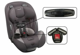Safety 1st Continuum 3-In-1 Convertible Car Seat Harness Chest Clip & Bu... - $19.79