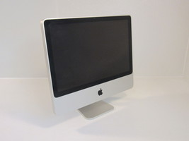 Apple iMac 8.1 20 Inch All In One Computer 2GHz Intel Core 2 Duo A1224 - $231.03