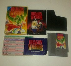Dragon Warrior (Nintendo Entertainment System, 1989) Complete - $46.71