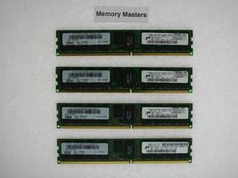 12R6452 16GB 4X4GB DDR2 ECC REG-PC4200 IBM ORIGINAL Memory Module