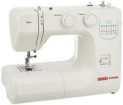 Usha Janome Allure Automatic Zig-Zag Electric Sewing Machine (White) - $379.00