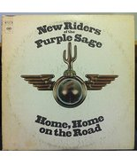 NEW RIDERS OF THE PURPLE SAGE HOME HOME ON THE ROAD vinyl record [Vinyl]... - $16.49