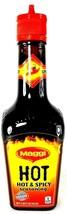 Maggie Hot & Spicy Liquid Seasoning 3.38 oz ( Pack of 3 ) FREE 2-3 DAYS ... - $23.36