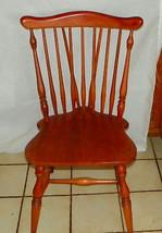 Cherry Windsor Back Dinette Chair / Desk Chair - $249.00