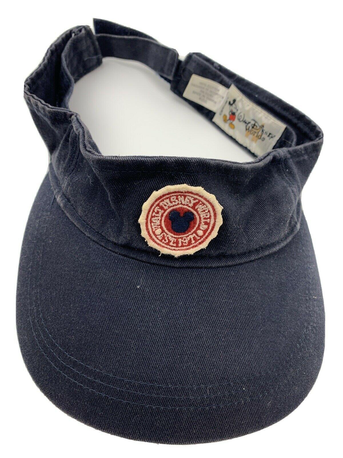 Walt Disney World Est 1971 Adjustable Adult Visor Cap Hat - $11.08