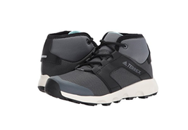 ADIDAS Terrex Womens Voyager Black Hiking Shoes, 8.5 - $49.49