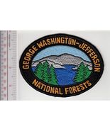 National Forest Virginia USFS George Washington - Jefferson National For... - $9.99