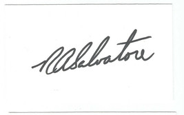 Author R.A. Salvatore Signed Signature Autograph TSR Forgotten Realms Star Wars - $24.74