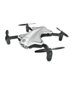 Protocol Director Foldable Drone W/ Live Streaming Hd Camera & Remote Co... - $79.99