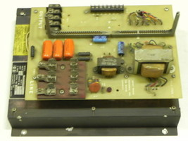 WELCO TECHNOLOGIES 14020E-00 ANALOG CONTROLLER W/ 71-077-061-002 POWER BOARD