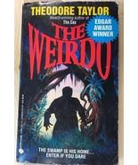 THE WEIRDO by Theodore Taylor (1993) Avon horror pb 1st - $9.89
