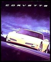 Dealer Lot (10) 2001 Corvette Original Color Brochures w Z06, NOS GM 01 C5 - $22.78