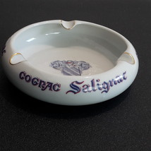 "French Limoges porcelain ashtray ""Cognac Salign... - $24.00"