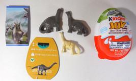 Kinder Joy Jurassic World Fallen Kingdom Apatosaurus Minifigure New w/ P... - $10.99