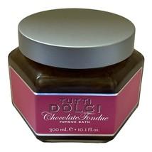 Tutti Dolci Chocolate Fondue Bath 10.1 oz. Bath & Body Works New - $44.55