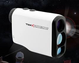 Tmax 2017 Golf Caddy Gold Laser Rangefinder External Display Pin Seeker ... - $206.91