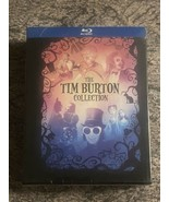 The Tim Burton Collection (Blu-ray, 7-Disc Set With Book) BRAND NEW / SE... - $49.95