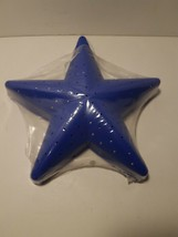 "Ikea Smila Stjarna Wall Lamp STJÄRNA 11"" Blue Night Light Star Light - $24.74"