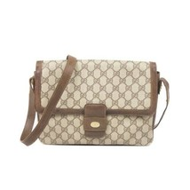 Auth GUCCI Shoulder Bag  Brown OLD Gucci Accessory Collection Vintage GG... - $261.36