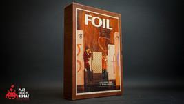 Foil 1968 3M Board Game Book Shelf game FAST - £23.50 GBP