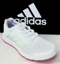 ADIDAS CLOUDFOAM GALAXY 4W WOMEN'S WHITE/IVORY TRAINING SHOES S80642 - $59.99