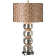 Uttermost 26604-1 Cerreto Mercury Glass Table Lamp, Brown - $233.20