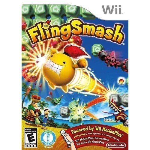 FlingSmash (Game Only) [Nintendo Wii]