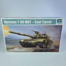Trumpeter 1/35 Russian T-90 MBT Cast Turret  #5560  #05560  - $54.44