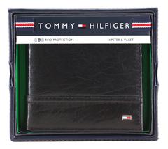 Tommy Hilfiger Men's Leather Wallet Hipster & Valet Billfold Rfid 31TL120002 image 10