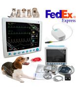 US Fedex,VET Veterinary Patient Monitor CO2 7 Parameters Monitoring+ETCO... - $1,286.01