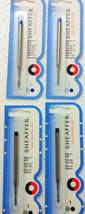 """2 Blue + 2 Black Sheaffer® """"K"""" Ballpoint Pen Medium Ball Point Pen BP Re... - $16.25"""