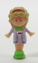 1990 Polly Pocket Vintage Doll Pencil Case Playset - Polly - $8.00