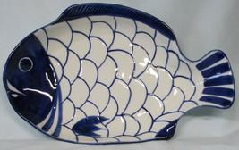 """Dansk Arabesque Fish Platter 11 5/8"""" - $27.61"""
