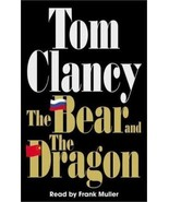 BRAND NEW FACTORY SEALED The BEAR and The DRAGON  ClancY 4 cassettes 6 hrs - $12.86