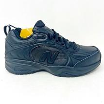 New Balance 623 SG SureGrip Slip Resistant Memory Foam Black Womens Work Shoes - $37.95
