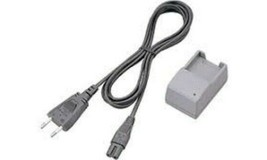 Sony BC TR1 battery charger plug CyberShot DSC T33 DSC T9 DSC T5 DSC T10... - $39.55