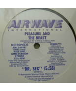 Pleasure and the Beast - Dr. Sex - AW12-94987 SEALED - $8.00