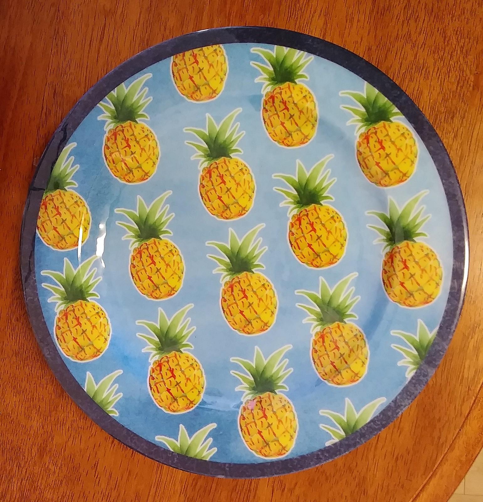 Pineappleplate 1
