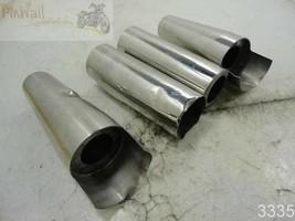 03 Suzuki VL800 Volusia Fork Covers - $29.95