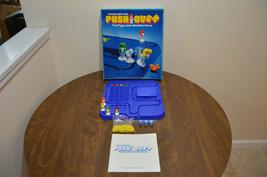 Vintage Push Over Piggy Back Marathon Board Game Parker Brothers 1981 COMPLETE - $22.79