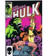 Incredible Hulk #311 ORIGINAL Vintage 1984 Marvel Comics - $19.79