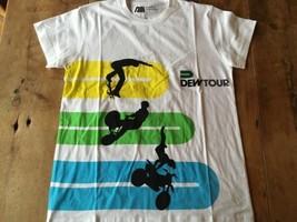 Dew tour DewTour T-Shirt ALLI (Alliance of Action Sports) NEW Small  Sha... - $13.29