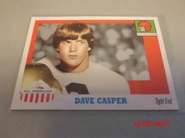 2005 Topps All American #10 Dave Casper -Notre Dame Fighting Irish- - $2.97